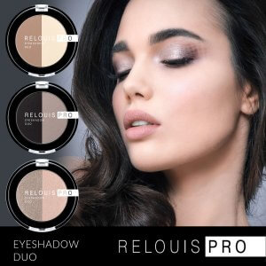 Тени для век Eyeshadow Duo