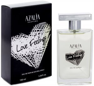 Парфумерна вода Love Feelings Silver  Azalia