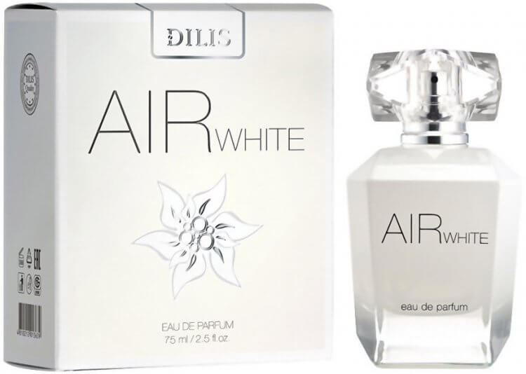 Парфумерна вода Air White ARÔMES POUR FEMME Dilis